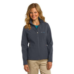 Port Authority Core Soft Shell Jacket L GREY